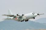 ちゃぽんさんが、岩国空港で撮影した海上自衛隊 C-130Rの航空フォト(写真)