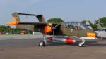 ちゃぽんさんが、フェアフォード空軍基地で撮影したドイツ空軍 OV-10B Broncoの航空フォト(飛行機 写真・画像)