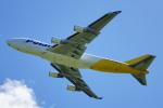 ちゃぽんさんが、成田国際空港で撮影したポーラーエアカーゴ 747-46NF/SCDの航空フォト(写真)