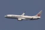 多楽さんが、成田国際空港で撮影した日本航空 737-846の航空フォト(写真)