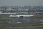 ヨウダーさんが、羽田空港で撮影したエールフランス航空 777-328/ERの航空フォト(写真)