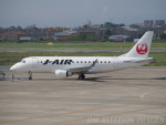OM Aviation Imagesさんが、松山空港で撮影したジェイ・エア ERJ-170-100 (ERJ-170STD)の航空フォト(写真)