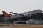 ちゅういちさんが、成田国際空港で撮影したエア・インディア 787-8 Dreamlinerの航空フォト(写真)