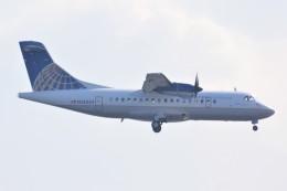 デルタおA330さんが、羽田空港で撮影したサザン・クロス・アヴィエーション ATR-42-320の航空フォト(飛行機 写真・画像)