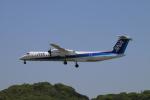 myoumyoさんが、福岡空港で撮影したANAウイングス DHC-8-402Q Dash 8の航空フォト(写真)