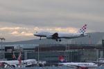 Rsaさんが、フランクフルト国際空港で撮影したクロアチア航空 A320-214の航空フォト(写真)