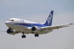 myoumyoさんが、福岡空港で撮影したANAウイングス 737-5L9の航空フォト(写真)