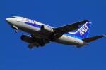 武彩航空公司(むさいえあ)さんが、成田国際空港で撮影したANAウイングス 737-54Kの航空フォト(写真)