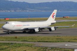 キイロイトリさんが、関西国際空港で撮影した中国貨運航空 747-40BF/ER/SCDの航空フォト(写真)