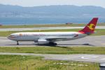 yabyanさんが、関西国際空港で撮影した天津航空 A330-243の航空フォト(飛行機 写真・画像)