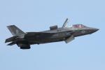 hideohさんが、岩国空港で撮影したアメリカ海兵隊 F-35B Lightning IIの航空フォト(写真)