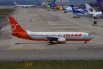 yabyanさんが、関西国際空港で撮影したチェジュ航空 737-82Rの航空フォト(写真)
