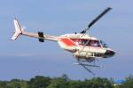 korosukeさんが、南紀白浜空港で撮影したヘリサービス 206B-3 JetRanger IIIの航空フォト(写真)