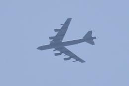 cornicheさんが、アル・ウデイド空軍基地で撮影したアメリカ空軍 B-52H-BW Stratofortressの航空フォト(飛行機 写真・画像)