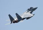 じーく。さんが、米子空港で撮影した航空自衛隊 F-15DJ Eagleの航空フォト(飛行機 写真・画像)