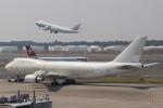 OMAさんが、成田国際空港で撮影したアトラス航空 747-47UF/SCDの航空フォト(飛行機 写真・画像)