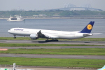 OMAさんが、羽田空港で撮影したルフトハンザドイツ航空 A340-642の航空フォト(飛行機 写真・画像)