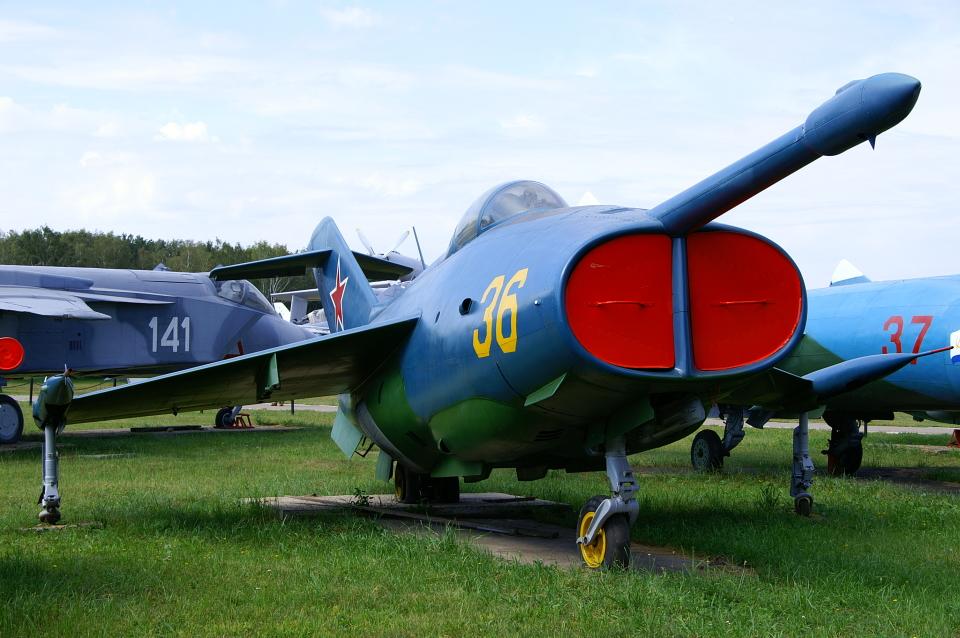 ちゃぽんさんのソビエト空軍 Yakovlev Yak-36 (36) 航空フォト