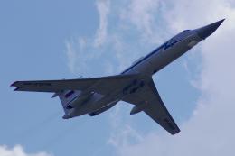 ちゃぽんさんが、ラメンスコエ空港で撮影したロシア空軍 Tu-134UBKの航空フォト(写真)