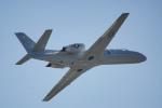 ちゃぽんさんが、岩国空港で撮影したアメリカ海兵隊 UC-35D Citation Encore (560)の航空フォト(写真)