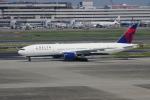 TUILANYAKSUさんが、羽田空港で撮影したデルタ航空 777-232/ERの航空フォト(写真)