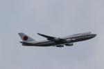 imosaさんが、羽田空港で撮影した航空自衛隊 747-47Cの航空フォト(写真)