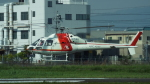 otromarkさんが、八尾空港で撮影した朝日航洋 AS355F Ecureuil 2の航空フォト(写真)