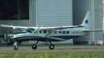 otromarkさんが、八尾空港で撮影したアジア航測 208B Grand Caravanの航空フォト(写真)