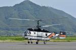 Gambardierさんが、岡南飛行場で撮影したアカギヘリコプター Ka-32A11BCの航空フォト(写真)