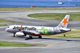 kix-boobyさんが、関西国際空港で撮影したジェットスター・パシフィック A320-232の航空フォト(写真)