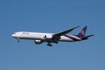 ポン太さんが、成田国際空港で撮影したタイ国際航空 777-3D7の航空フォト(写真)