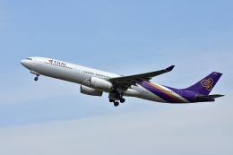 pepepapaさんが、仙台空港で撮影したタイ国際航空 A330-343Xの航空フォト(写真)