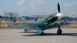 ちゃぽんさんが、ラメンスコエ空港で撮影したソビエト空軍の航空フォト(写真)