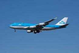ポン太さんが、成田国際空港で撮影したKLMオランダ航空 747-406Mの航空フォト(写真)