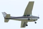 多楽さんが、龍ヶ崎飛行場で撮影した新中央航空 172P Skyhawk IIの航空フォト(写真)