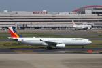 VEZEL 1500Xさんが、羽田空港で撮影したフィリピン航空 A330-343Xの航空フォト(写真)