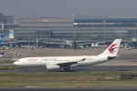 VEZEL 1500Xさんが、羽田空港で撮影した中国東方航空 A330-243の航空フォト(写真)
