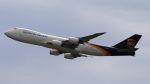 やまちゃんさんが、仁川国際空港で撮影したUPS航空 747-8Fの航空フォト(写真)
