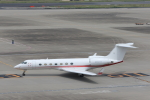 VEZEL 1500Xさんが、羽田空港で撮影したアメリカ個人所有 G500/G550 (G-V)の航空フォト(写真)