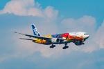 Mochi7D2さんが、羽田空港で撮影した全日空 777-281/ERの航空フォト(写真)