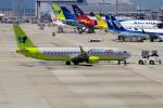 yabyanさんが、関西国際空港で撮影したジンエアー 737-8SHの航空フォト(写真)