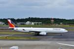 T.Sazenさんが、成田国際空港で撮影したフィリピン航空 A330-343Xの航空フォト(写真)