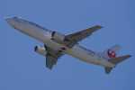 yabyanさんが、関西国際空港で撮影した日本トランスオーシャン航空 737-446の航空フォト(飛行機 写真・画像)