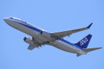 yabyanさんが、関西国際空港で撮影した全日空 737-881の航空フォト(飛行機 写真・画像)
