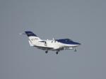 飛行機ゆうちゃんさんが、羽田空港で撮影したホンダ・エアクラフト・カンパニー HA-420の航空フォト(写真)