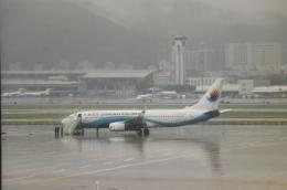 深圳で撮影された深圳の航空機写真