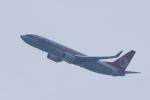 かずまっくすさんが、ランカウイ国際空港で撮影したマレーシア航空 737-8H6の航空フォト(写真)