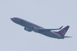 かずまっくすさんが、ランカウイ国際空港で撮影したマレーシア航空 737-8H6の航空フォト(飛行機 写真・画像)