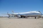 xiel0525さんが、パームデール・リージョナル空港で撮影したアメリカ航空宇宙局 747SR-46の航空フォト(写真)