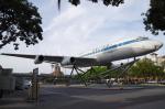 tasho0525さんが、ロサンゼルス国際空港で撮影したユナイテッド航空 DC-8-52の航空フォト(写真)